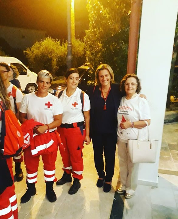 Τελετή 17ης Λαμπαδηδρομίας Εθελοντών Αιμοδοτών στο Ξυλόκαστρο